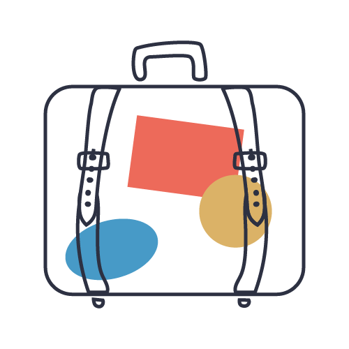 Animated Suitcase
